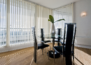 Why Vertical Blinds Are a Great Choice for Big Windows