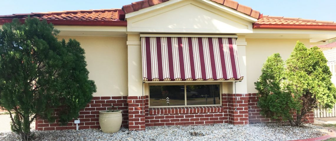 Auto Rollup Awnings 2 - Love Blinds & Awnings