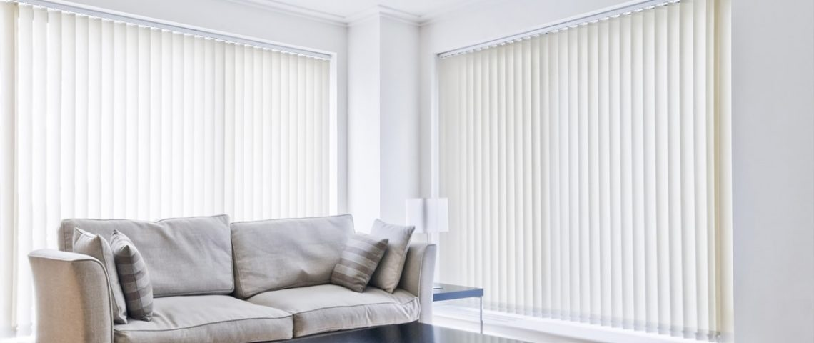 Vertica blind - Love Blinds & Awnings