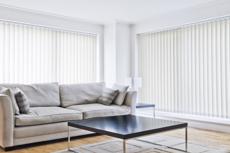 Vertical Blinds - Love Blinds & Awnings